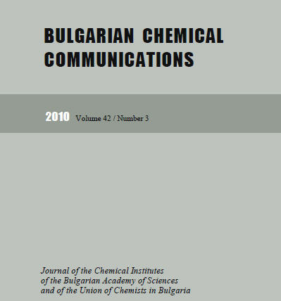 Bulgarian Chemical Communications